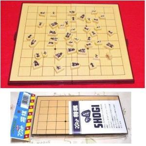 将棋セット 折将棋盤セット(将棋駒付)|gekiyasu342