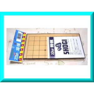 全国送料無料●将棋セット 2つ折マグネット式 新品の詳細画像1
