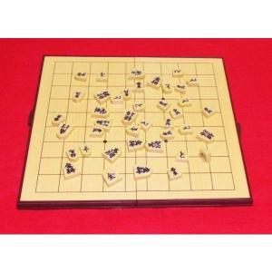全国送料無料●将棋セット 2つ折マグネット式 新品の詳細画像2