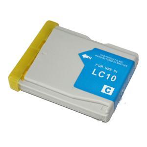 ブラザー インク 激安 LC10C シアン 単品 broth...