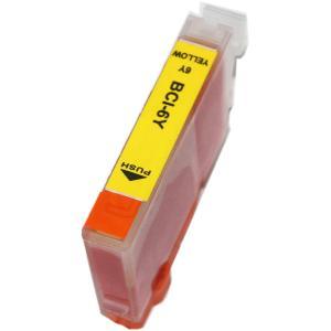 キャノン インク 激安 BCI-6eY イエロー 単品 Ca...