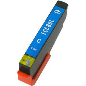 エプソン インク 激安 ICC80L シアン 単品 大容量 ...