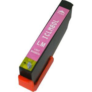 エプソン インク 激安 ICLC80L ライトマゼンタ 単品...