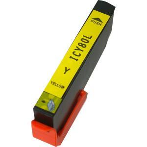 エプソン インク 激安 ICY80L イエロー 単品 大容量...