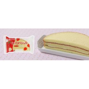 ヤマザキ製パン イチゴスペシャル ×2袋 苺 いちご