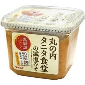 【マルコメ】 丸の内タニタ食堂減塩味噌650g×1
