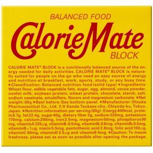 カロリーメイト チョコブロック×1ケース(10個入り)
