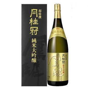 父の日 プレゼント 日本酒 月桂冠 超特撰 鳳麟 純米大吟醸 1.8L