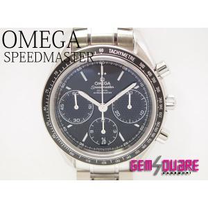 OMEGA オメガ スピードマスターデイト レーシング コー...