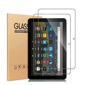 [2枚セット] Fire HD 8 / Fire HD 8 Plus 2020 ガラスフィルム 第10世代用 【YEZHU】9H硬度の液晶保護 2.5|gemselect