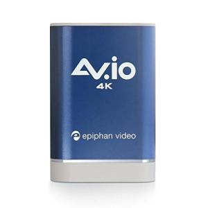 AV.io 4K Epiphan Video USB3.0接続 4K解像度対応 HDMIキャプチャユニット|gemselect