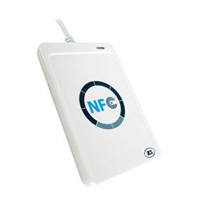 NFC acr122u RFID非接触型スマートリーダー&ライター/ USB + SDK + Mifare ICカード???by Pac Suppli|gemselect