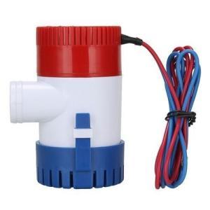 NUZAMAS ビルジポンプ 12V 小型 水中 ポンプ 1100GPH 適応 ホース 内径 29 mm gemselect