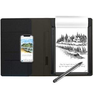 【クラファンで大人気】RoWrite スマート 電子 手書き ノート a 5 サイズ スマート デジタル 手書き パッド 次世代メモ|gemselect