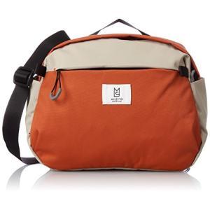 [ミレスト] MILESTO ミレスト ショルダーバッグ メンズ レディース 斜めがけ 軽量 撥水 TROT オレンジ 橙 orange|gemselect
