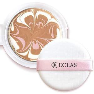 ECLAS Serum Foundation(エクラス セラムファンデーション) ナチュラルオークル (詰替リフィル) 美容液ファンデ 12g gemselect
