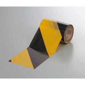 トラテープ 374-04 90mm巾×10m巻 genba-anzen