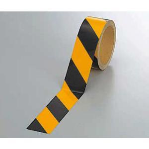 反射トラテープ 374-05 45mm巾×10m巻 genba-anzen