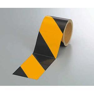 反射トラテープ 374-06 90mm巾×10m巻 genba-anzen