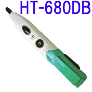 低圧交流・直流両用検電器 HT−680DB(裸線専用) 長谷川電機工業|genba-anzen