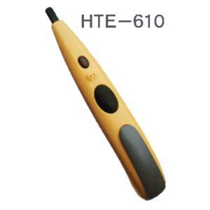 低圧交流用検電器 HTE−610−Y 黄色 長谷川電機工業 (HT-610aモデルチェンジ)|genba-anzen
