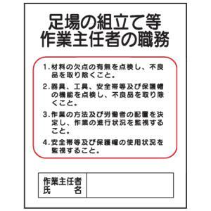 足場の組立て等作業主任者の職務 J1 500×400 genba-anzen