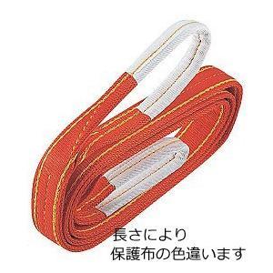 パワースリング KP−1型25mm幅×4m長1本入り|genba-anzen