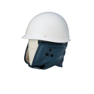 【防寒商品】 ウインドガード ST#1921ヘルメット用防寒タレ genba-anzen