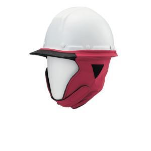 【防寒商品】防寒の達人 ST#1922ヘルメット用防寒タレ genba-anzen