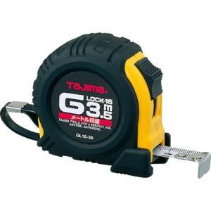 タジマ Gロック−16 3.5m/メートル目盛/ブリスター GL1635BL スケール・コンベックス...