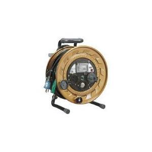 ハタヤ メタルセンサーリール 単相100V接地付 30m 接地抵抗可変式 MSB301KVX 1台