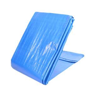 ブルーシート 厚手 #3000 2.7x3.6 実寸 2.5x3.4 ブルー ハトメ付 屋外 防水 ...