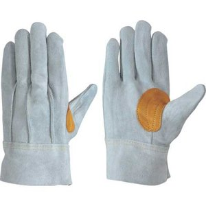 シモン 牛床革手袋 背縫い当付 107AP銀当付|genbaichiba