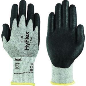 アンセル 耐切創手袋 ハイフレックス 11−435 Mサイズ|genbaichiba