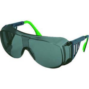 UVEX 一眼型遮光メガネ ウベックス9161 (遮光度#3)|genbaichiba