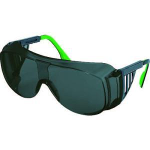 UVEX 一眼型遮光メガネ ウベックス9161 (遮光度#5)|genbaichiba