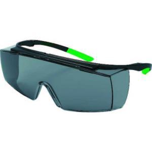UVEX 一眼型遮光メガネ ウベックス スーパー f OTG (遮光度#3)|genbaichiba