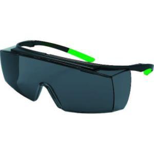 UVEX 一眼型遮光メガネ ウベックス スーパー f OTG (遮光度#5)|genbaichiba