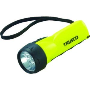 TRUSCO LEDライト防水型 60ルーメン Φ48X145|genbaichiba