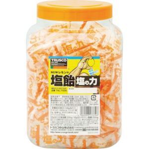 TRUSCO 塩飴 塩の力 750g レモン味 ボトルタイプ