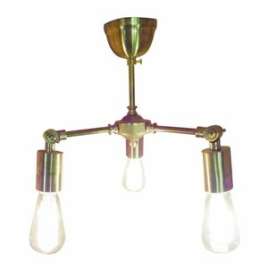 3灯 シーリングランプ Moon Lamp TM-S01  ant-5806880s1|genco1