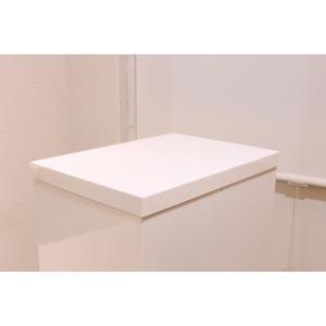 ダストボックス 3分別 薄型 スチール製 キッチン ゴミ箱 sei-ds-77  /雑貨/|genco1|07