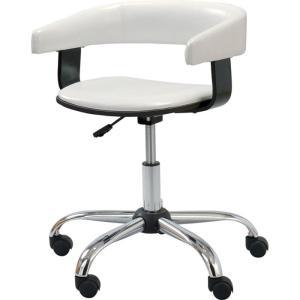 RKC デスクチェア ホワイト az-rkc-261wh  /椅子/イス/isu/チェアー/chair/|genco1