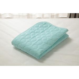 温度調節涼感・パッドシーツセミダブルサイズ cl-cosmo-pad-sd  /寝具/布団/掛け/敷き/パッド/ぐっすり/|genco1
