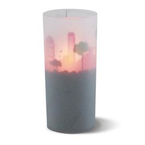 キャンドルライト クオーレ グラフィオ LEDキャンドル 電池式 同色6点セット di-la5355gr  /照明/ライト/電気/リビング/ダイニング/寝室/|genco1