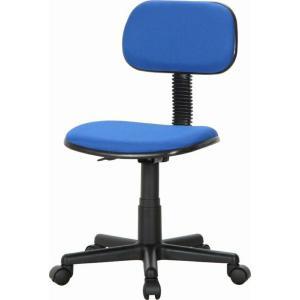 オフィスチェアー リップ BL ブルー fj-50013|genco1