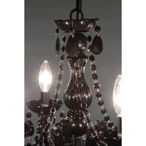 シャンデリア4灯 BS284−348 ブラック fj-94449  /照明/ライト/電気/リビング/ダイニング/寝室/|genco1|11