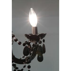 シャンデリア4灯 BS284−348 ブラック fj-94449  /照明/ライト/電気/リビング/ダイニング/寝室/|genco1|12