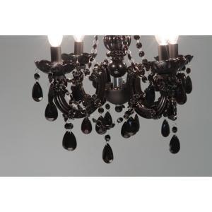 シャンデリア4灯 BS284−348 ブラック fj-94449  /照明/ライト/電気/リビング/ダイニング/寝室/|genco1|13