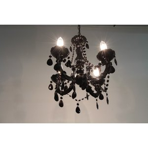シャンデリア4灯 BS284−348 ブラック fj-94449  /照明/ライト/電気/リビング/ダイニング/寝室/|genco1|15
